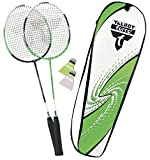 Talbot-Torro Badminton-Set 2-Attacker, Federballset, 449511*