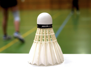 Badminton Tournier