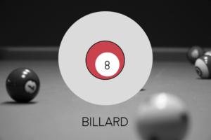 Das Billard Game deines Lebens