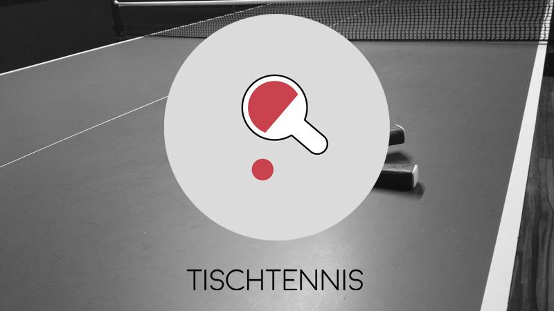 Spiele Tischtennis