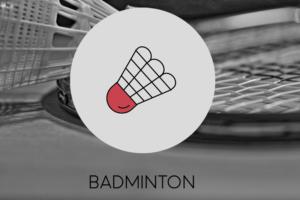 Spiele Badminton