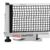 JOOLA TT-Netzgarnitur SNAPPER Tischtennis-Netzgarnitur SNAPPER, silber