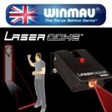 Winmau Laser Oche Abwurflinie