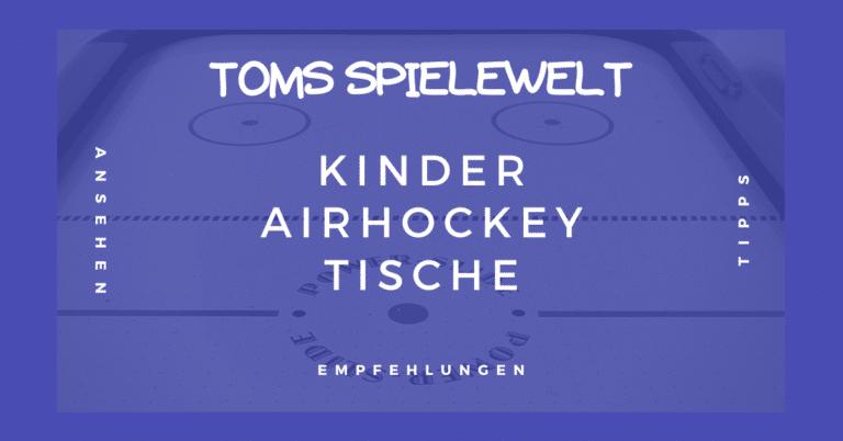 Kinder Airhockey Tische