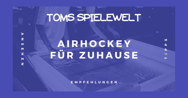 Airhockey für Zuhause